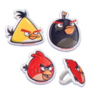 Bakery Crafts Angry Birds Ring, 144 EA / BG