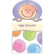 'Baby Me' Pop-up Baby Shower Invitations