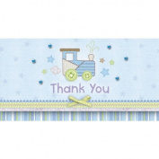 Amscan 152620 Carters Baby Boy Thank-You Notes