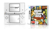 DSi Console White with Grand Theft Auto Chinatown Wars