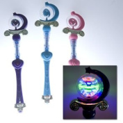 Princess Spinning Light Up Wand