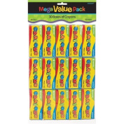 Crayons Mega Value Pack Party Favours 30/Pkg AMSCAN 392658