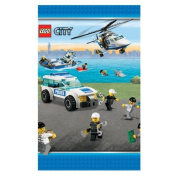 LEGO City Paper Tablecover Party Supplies