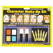 Multi Face Character Face Painting Kit