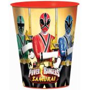 Power Rangers Samurai 470ml Plastic Cup Party Supplies