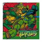 Teenage Mutant Ninja Turtles Lunch Napkins, 16ct
