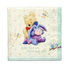 Pooh Baby Lunch Napkins 16ct