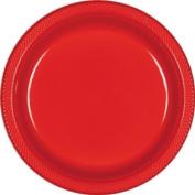 Amscan International 26.6cm Plastic Plate