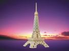 Eiffel Tower 3D Jigsaw Woodcraft Kit - Wooden Puzzle
