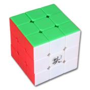 Dayan 5 ZhanChi 3x3x3 Speed Cube 6-Colour Stickerless