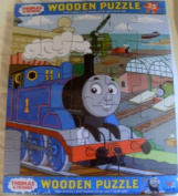Thomas and Friends Wooden Puzzle