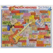 Jigsaw Puzzle 1000 Pieces 60cm x 80cm -Rock Memories