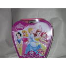 Disney Princess 150+ Puzzle in Heart Shaped Tin
