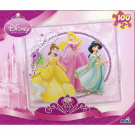 Disney Princess Off to the Ball 100 Piece Puzzle