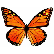 "Jigsaw Shaped Puzzle 500 Pieces 70cm X20""-Monarch In Flight"