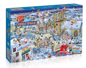 Gibsons Gibsons I Love Christmas Jigsaw Puzzle
