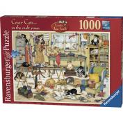 Splendid Dolphins Colour StarLine 1000 Piece Puzzle Ravensburger