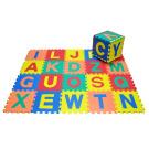 Children Alphabet Letters Puzzle Learning Foam Mats (A-Z) - Each Tile