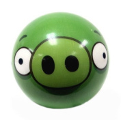 Commonwealth Toys Angry Birds 7.6cm Foam Ball Pig
