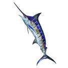 Next Innovations WA3DMARLIN Marlin Refraxions 3D Wall Art