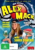 The Secret World Of Alex Mack - Season 1 [Region 4]