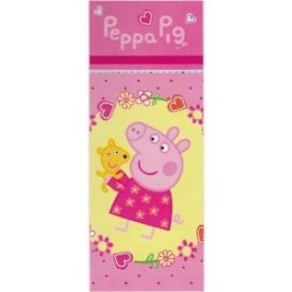 Peppa Pig Fleece Sleep Sac, Sleepover Indoor Sleeping Bag by Peppa Pig ...