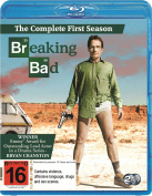 Breaking Bad Season 1 [BLU-RAY] [Blu-ray] [Blu-ray]