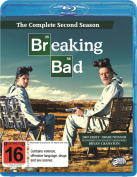 Breaking Bad Season 2 [BLU-RAY] [Blu-ray] [Region B] [Blu-ray]