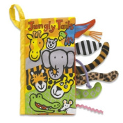 Jungly Tails Book By Jellycat / Jelly Kitten