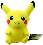 Pokemon Pikachu 23cm Plush Stuffed Toy