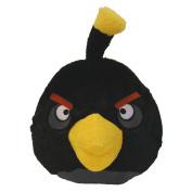Angry Birds Black Plush Soft Toy