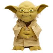 Star Wars Talking Yoda Plush