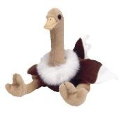 TY - Stretch the Ostrich Beanie Baby