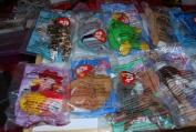 Ty Teenie Beanie 1999 McDonalds Happy Meal Toys