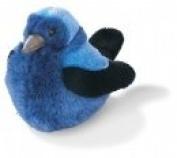 Purple Martin - Audubon Plush Bird