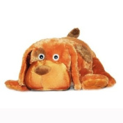 Zoobies Poco the Pup Plush Blanket Pet