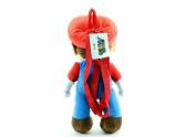 Nintendo Super Mario Plush Kids Mario Backpack Buddy