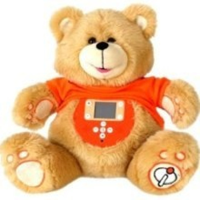 I Teddy Plush