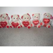Valentine Plush Bear