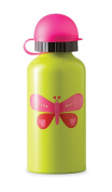 Butterfly Kid Stainless Steel Eco Water Bottle Safe Back to School Lunch Box Travel