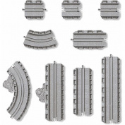 Thomas & Friends Take-n-play Straight and Curve Track Pack