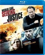 Seeking Justice [Region A] [Blu-ray]