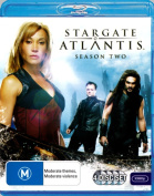 Stargate Atlantis: Season 2 [Region B] [Blu-ray]