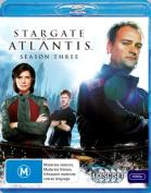 Stargate Atlantis: Season 3 [Region B] [Blu-ray]