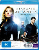 Stargate Atlantis: Season 4 [Region B] [Blu-ray]