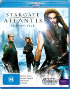 Stargate Atlantis: Season 5 [Region B] [Blu-ray]