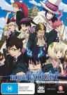 Blue Exorcist [Region 4]