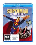 Superman vs The Elite [Region B] [Blu-ray]