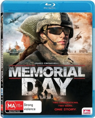 Memorial day region b blu ray by eagle shop online for Decoration day movie