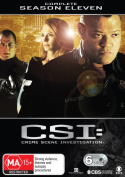 CSI: Season 11 [Region 4]